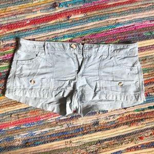 American Eagle linen shorts